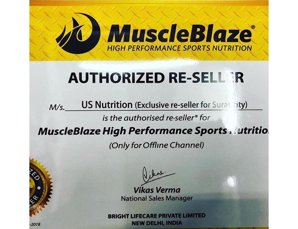 India's No.1 Online Supplements Store