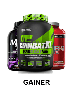 India's No.1 Online Supplements Store gainer